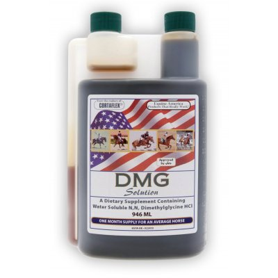 DMG Solution 1l (zapas na 1 m-c)
