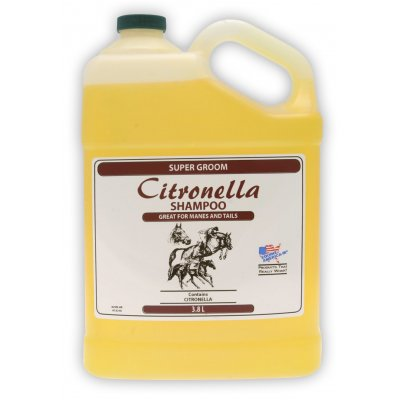 Super Groom Citronella Shampoo 4l