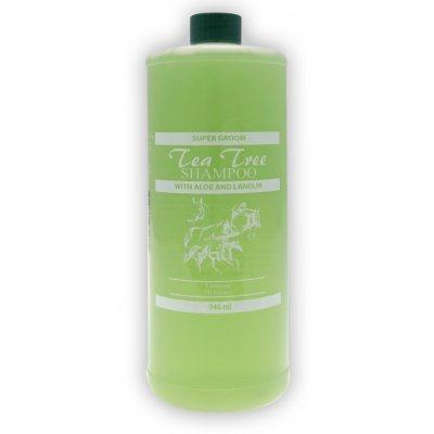 Super Groom Tea Tree Shampoo 1l