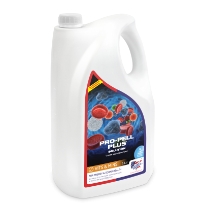 ProPell Plus Solution 5l (zapas na 5 m-cy)