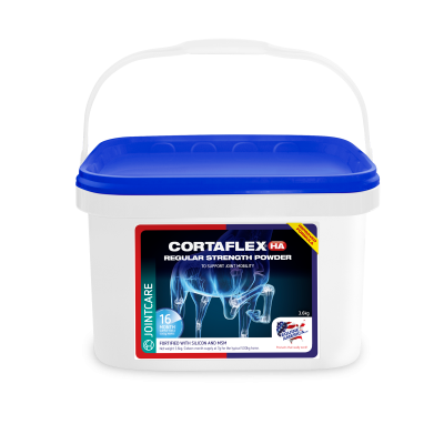Cortaflex HA Regular Strength Powder 3,6 kg (zapas na 16 m-cy)