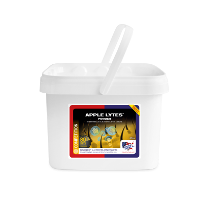 Apple Lytes Powder 2,5 kg  (80 dawek)