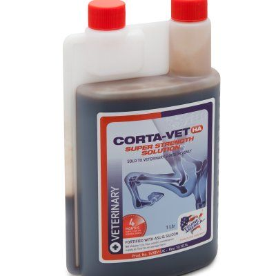 CORTA-VET HA SUPER STRENGTH SOLUTION 1L (zapas na 4 m-ce)
