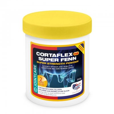 Cortaflex HA Super Fenn Super Strength Powder 500g (zapas na 2 m-ce)
