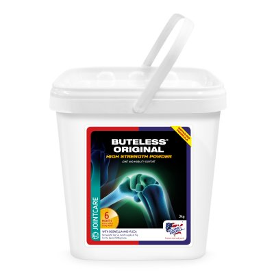 Buteless Original Strength Powder 3kg (zapas na 6 m-cy)
