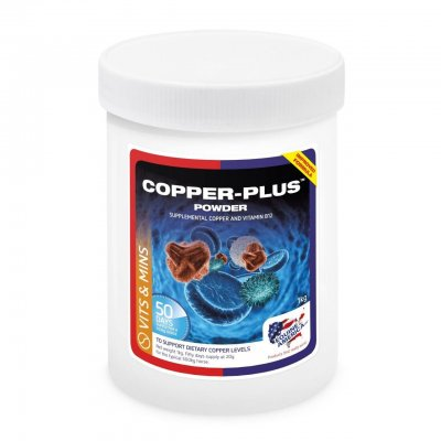Copper Plus 1kg (zapas na 50 dni)