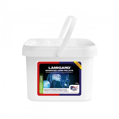 LAMIGARD ADVANCED CARE PELLETS 1,5 kg (zapas na 30 dni)