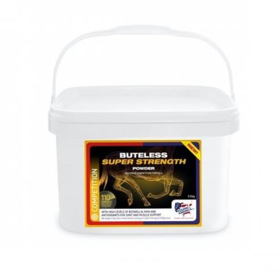 Buteless Super Strength Powder 5,5kg (zapas na 110 dni)